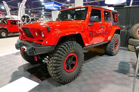 Jp Magazine 10 Best Jeeps >> Top 10 Jeeps 2016 Sema Jp Magazine Photo 215292710 Cars Jeep