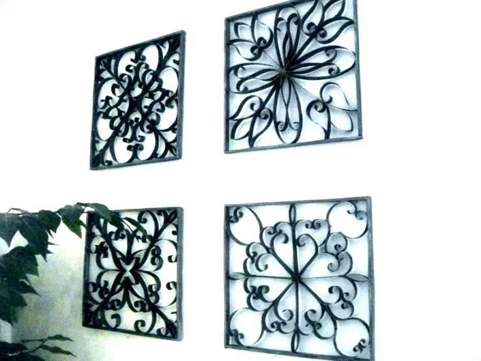 Wall Decor For Large Wall New Iron Wall Decor Branch Metal Cheap Black Art Brushed Seni Dinding Buatan Sendiri Ide Kerajinan Daur Ulang