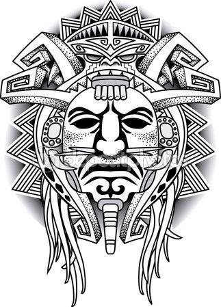 461865381 Buscar con Google | tattoo | Mayan tattoos, Marquesan tattoos ...