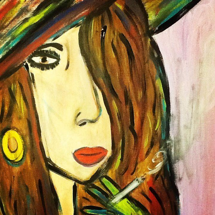 #surgeongeneral 16x20 acrylic on canvas #abstract #art