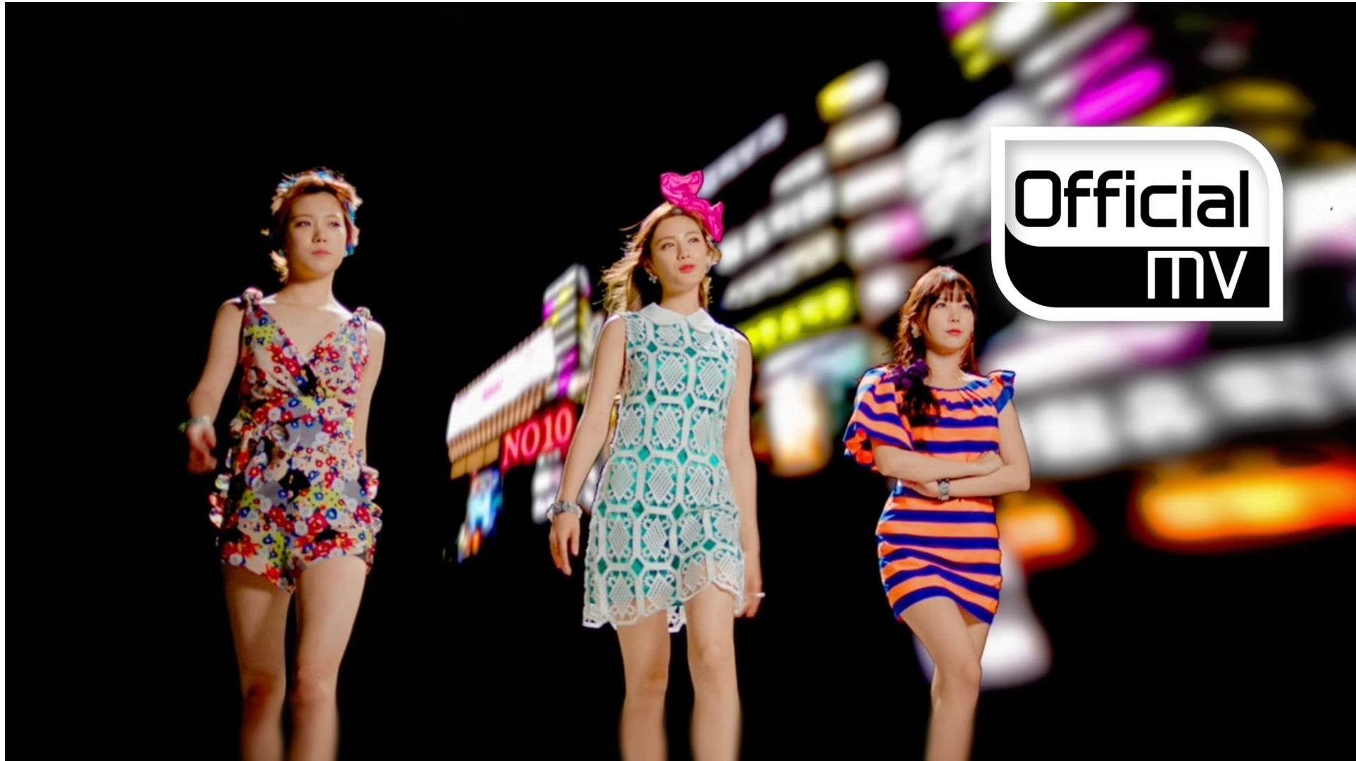 [MV] ORANGE CARAMEL(오렌지캬라멜) _ The Gangnam Avenue(강남거리) 2014