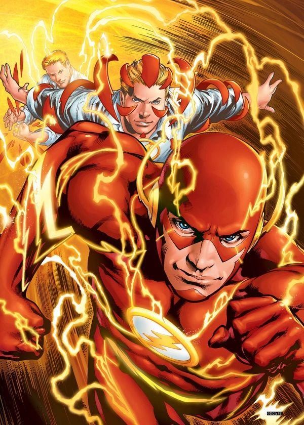 DC Comics The Flash Displate Posters