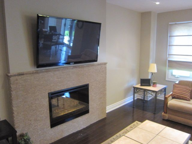 An Example Fireplace Renovation Using Stone Veneer And Ledger Stone By New  Way Contractors. New