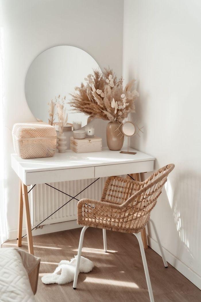 Déco avec herbe de la pampa pour un intérieur doux - Archzine.fr