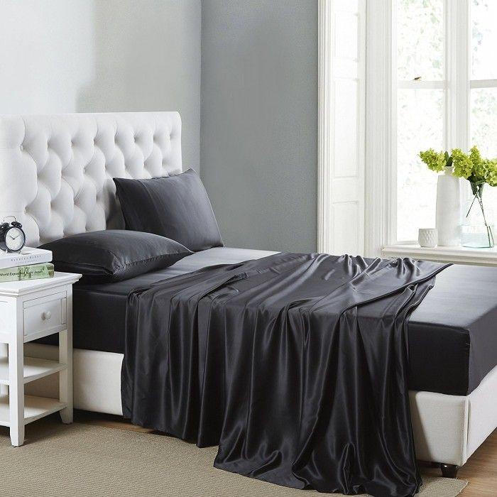 19MM 6-teiliges Bettwäsche-Set aus Seide - OOSilk
