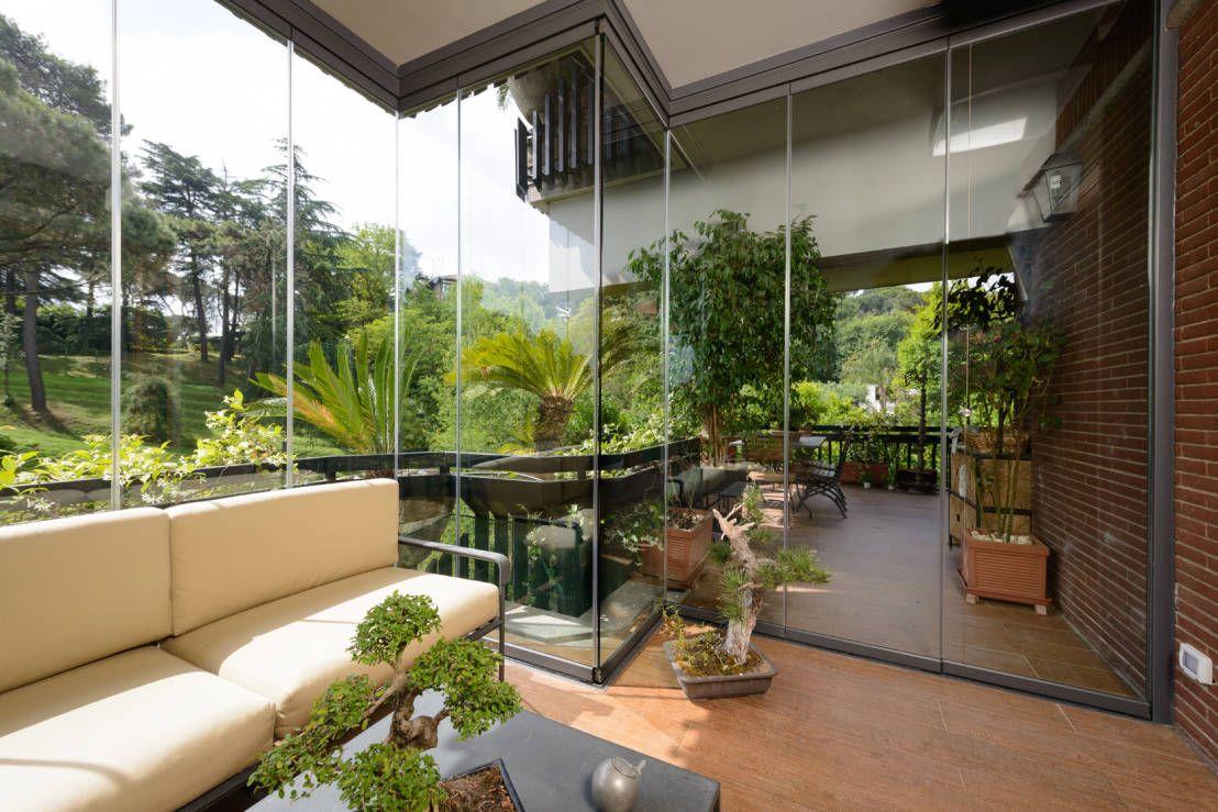 Giardino D Inverno In Vetro 9 idee per realizzare la veranda più adatta per la tua casa