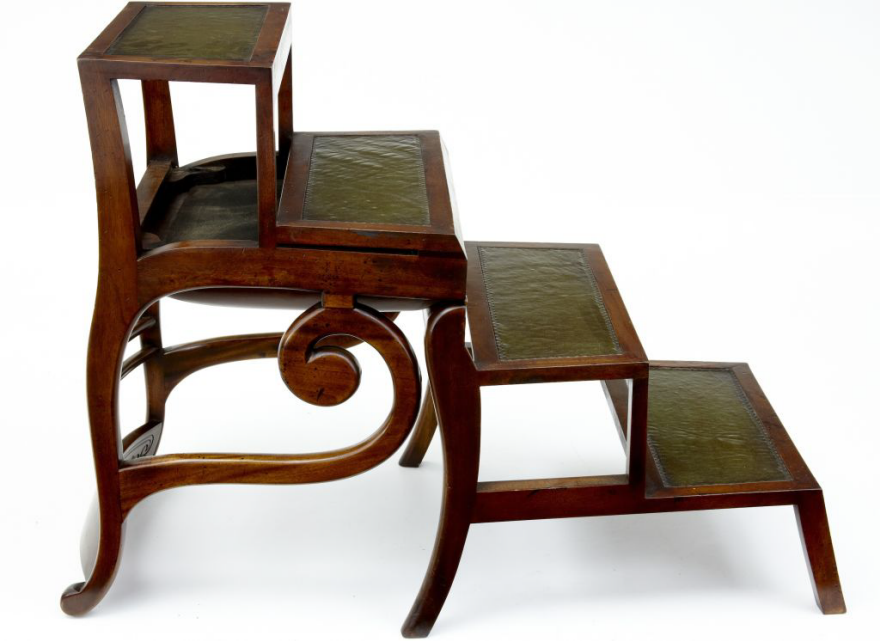 different design approaches to the transforming library chair