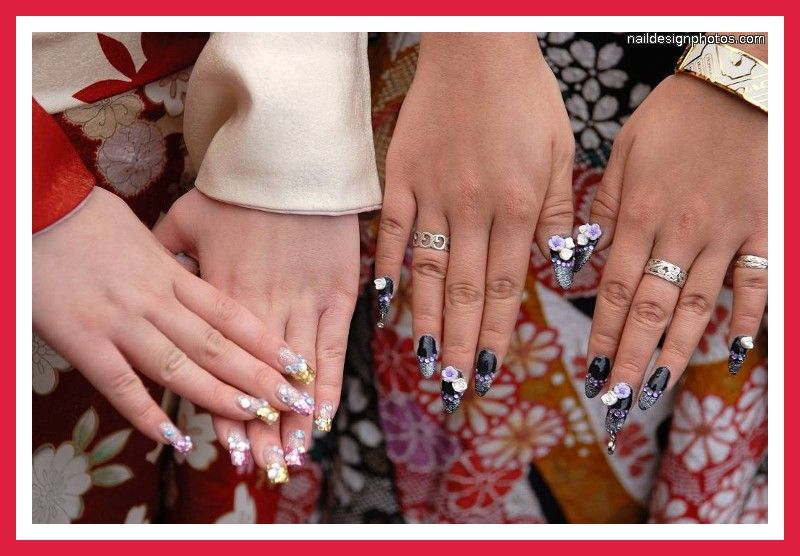 How To Do Nail Designs how to do cute nail designs for
