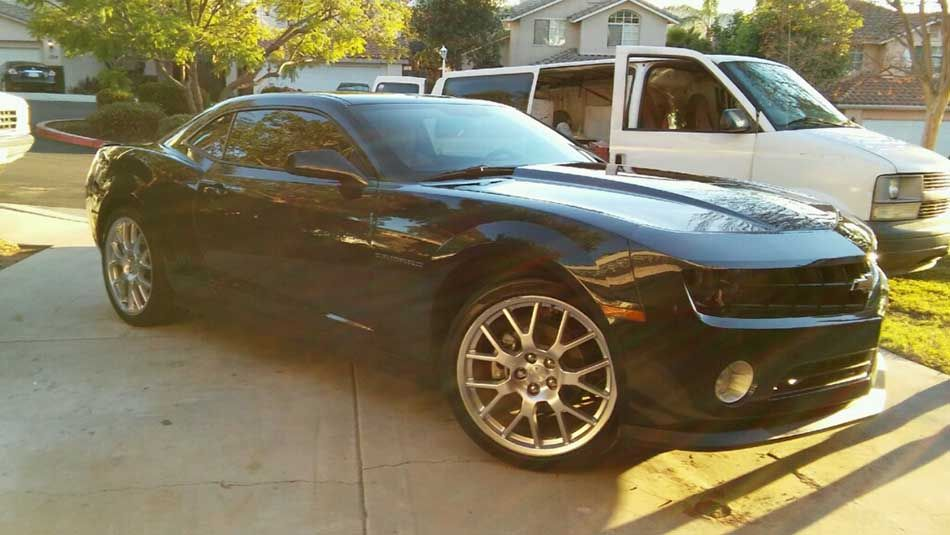 Rare 2013 Chevrolet Camaro Dusk Special Edition V6 For