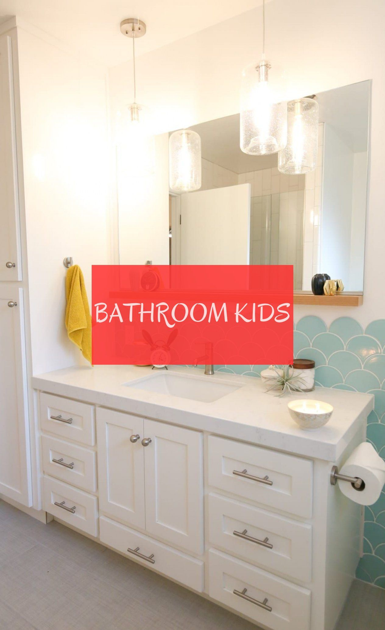 Badezimmer Kinder Bathroom Kids Home Decor Decor