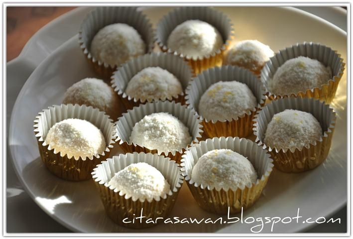 Biskut Suji Brunei Resipi Citarasawan Resep Biskuit Kue Kering Makanan