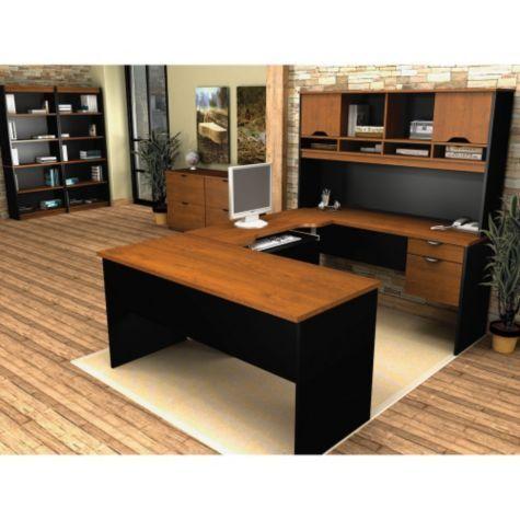 Innova U Desk Executive Office Suite