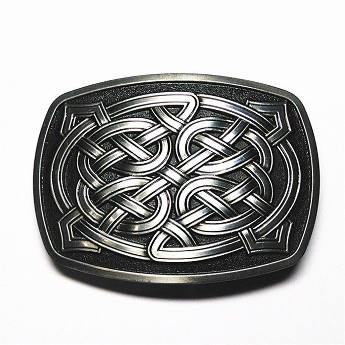 NEW Celtic Keltic Knot Western Cowboy Man Mens Metal Fashion Belt Buckle   KET10 c51e9399067