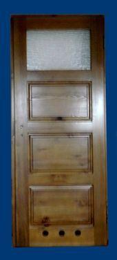 Wooden bathroom door. Carpentry services Kolbuszowa. st …-…