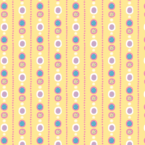 Harlequin Darlings: DotLines_small by tallulahdahling, click to purchase fabric