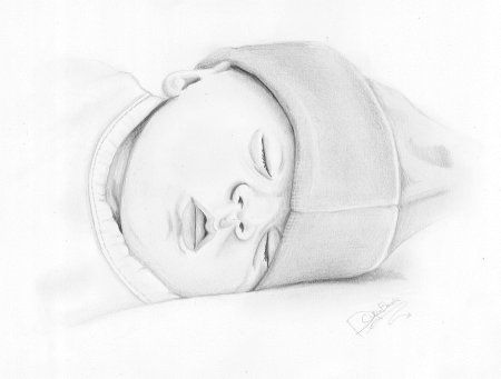best Dibujo De Bebe Recien Nacido A Lapiz image collection 19457f192c1