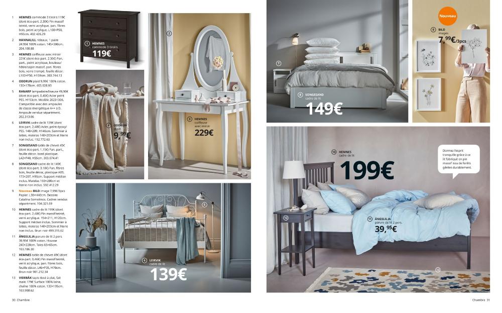 Chambre Catalogue Ikea 2019 Ikea Catalog Ikea Toddler Bed