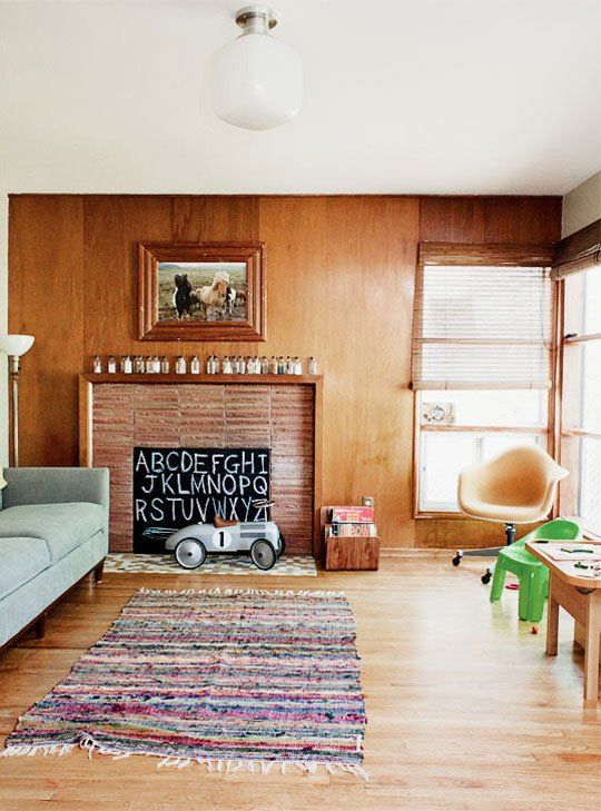 10 Ways to (Stylishly) Childproof a Fireplace | Baby proof fireplace, Home, Childproofing