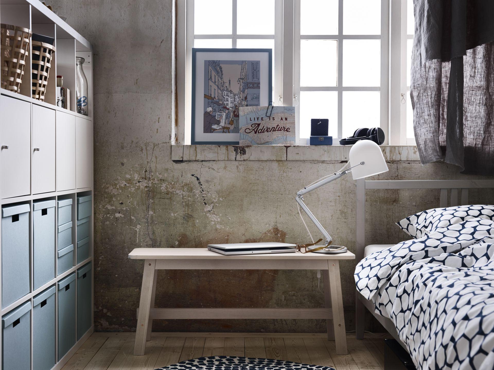 Kallax open kast met 4 inzetten wit ikea kast en inspiratie - Eigentijdse woonkamer decoratie ...
