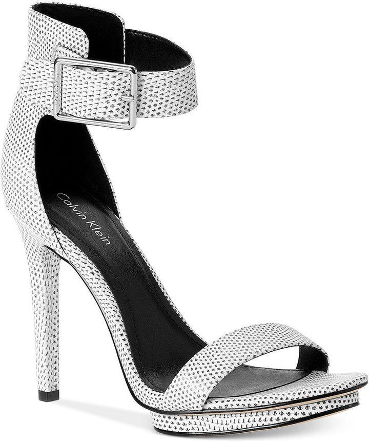 ae3a02dc6df8 Calvin Klein  Vivian  High Heel