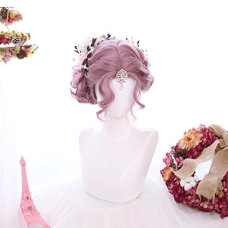 Photo of Lolita Long Curly Hair Wig