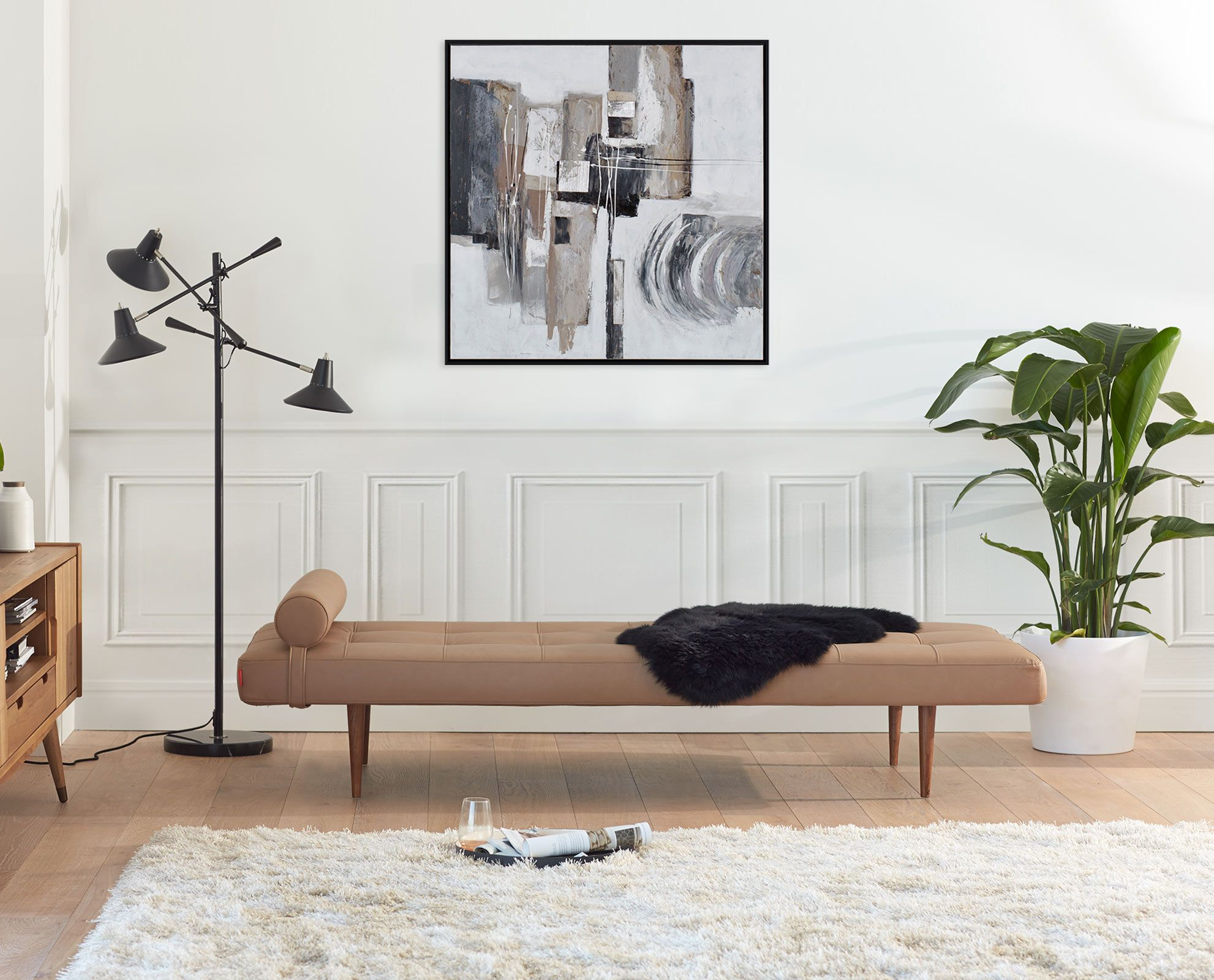 The reseda day lounger from scandinavian designs a beautiful