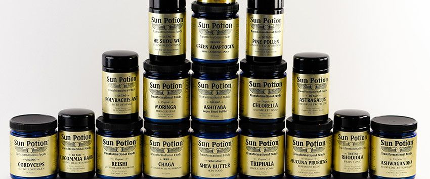 Sun Potion Transformational Foods Offers The Highest Quality