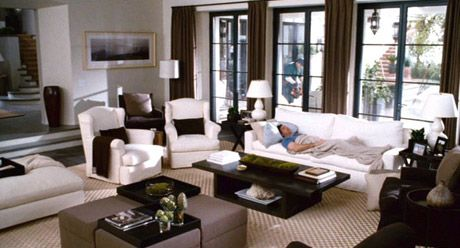 A Touch Of Luxe Movie The Holiday Holiday Living Room Home Dream Living Rooms