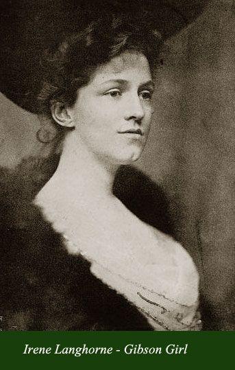 The story goes that Gibson met Irene Langhorne - sister of ...