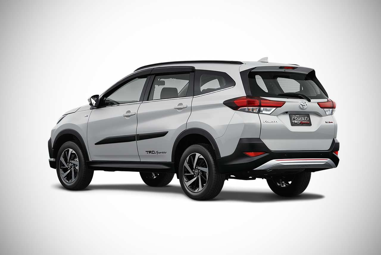 Toyota Rush Baru