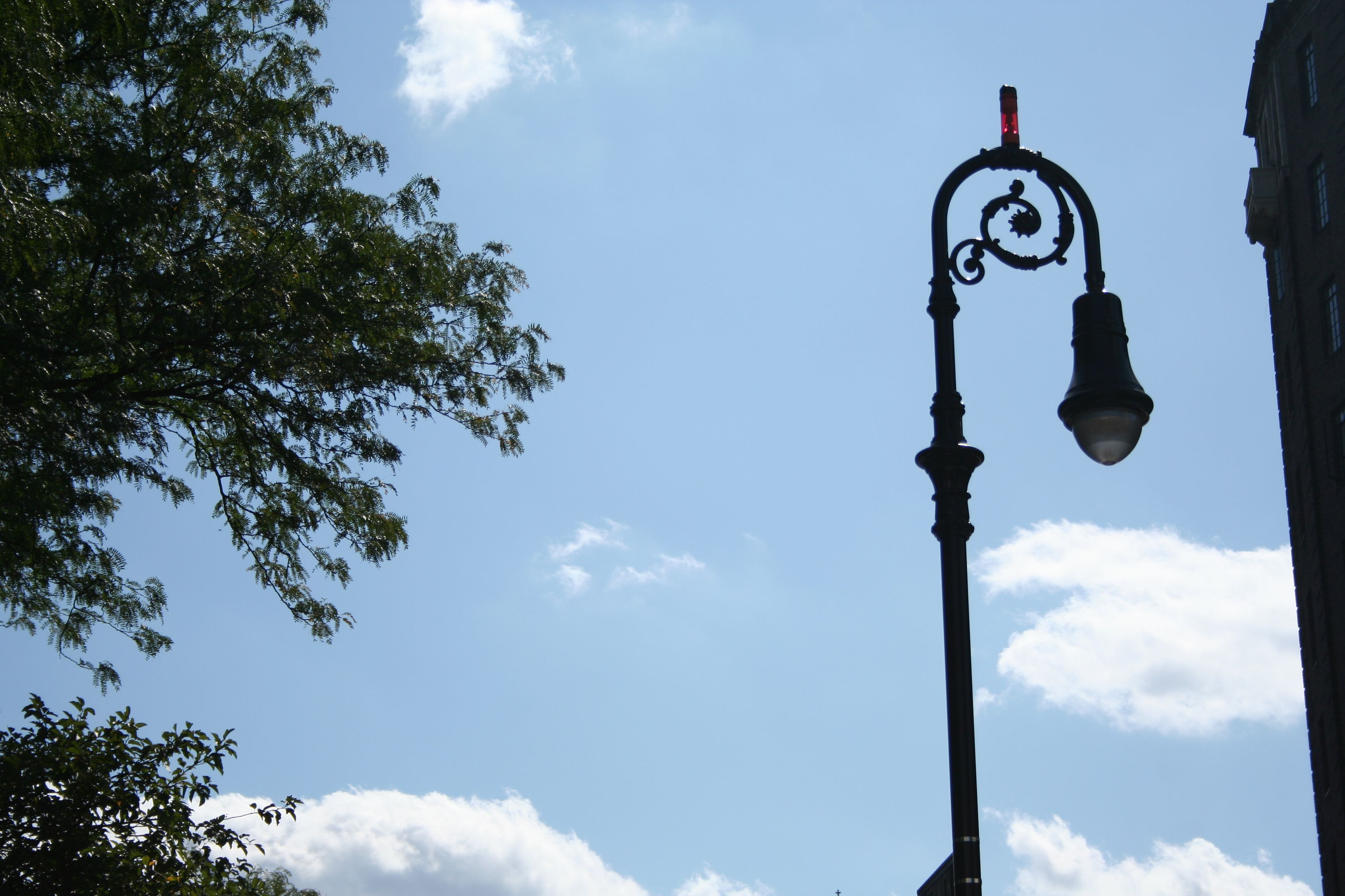 Historic Lamp Post Lamp Post Street Lamp Post Lantern Post