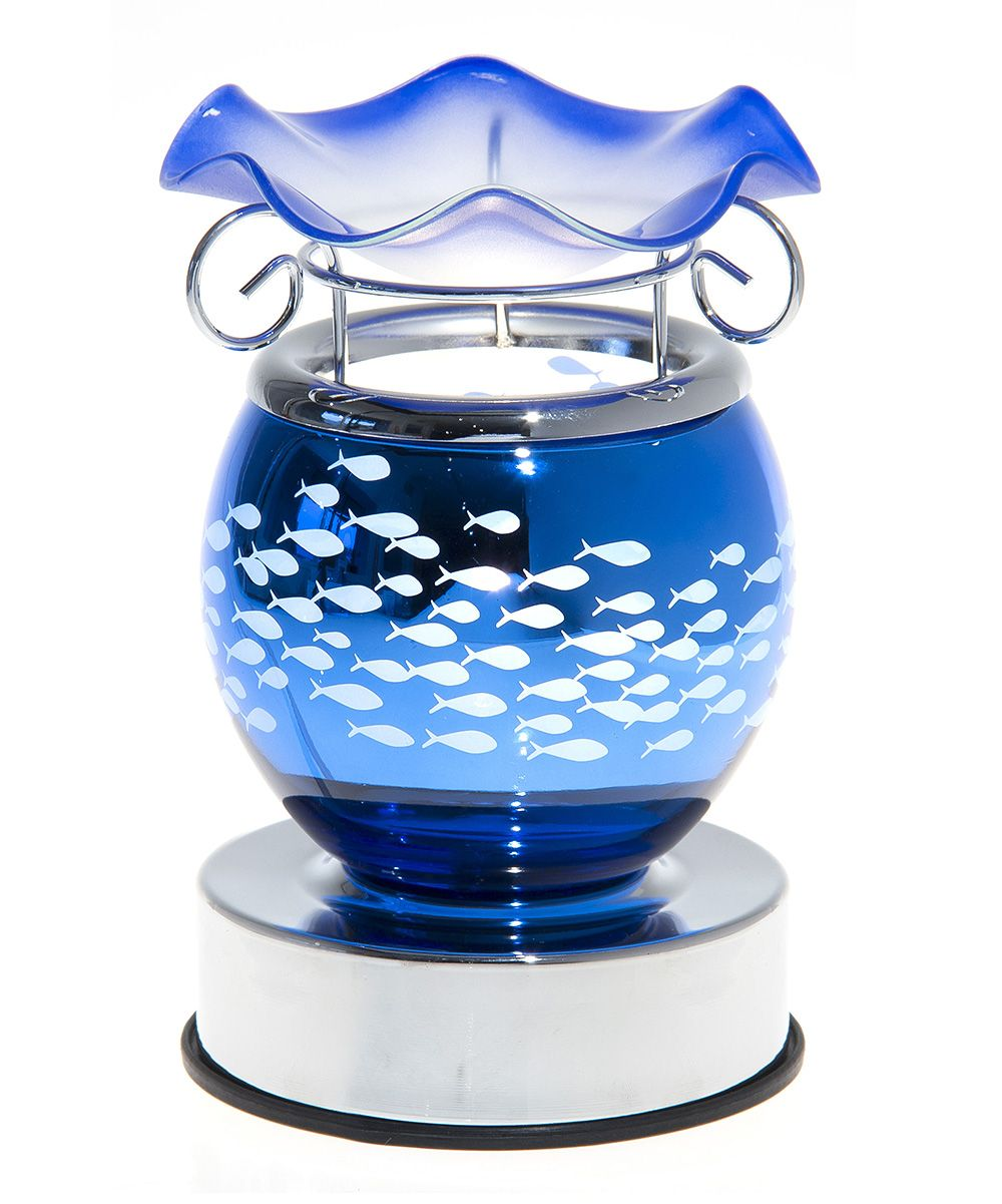 Blue Fish Tabletop Aroma Lamp   This would be my dream ...