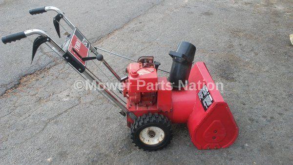 Replaces Toro Snow Blower Model 38052 Carburetor Snow Blower Toro Snowblower Blowers