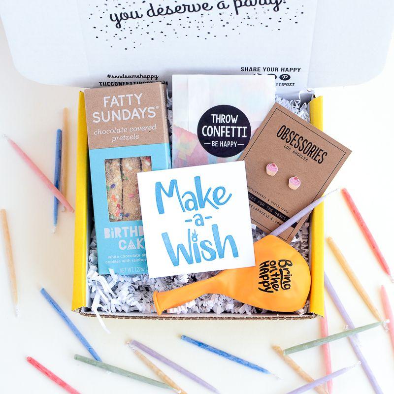 Easy Birthday Gifts, Birthday
