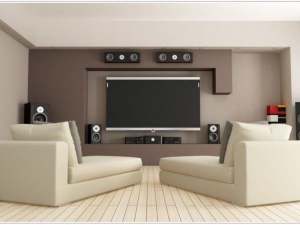 movie theater living room living room design inspirations - Living Room Theaters