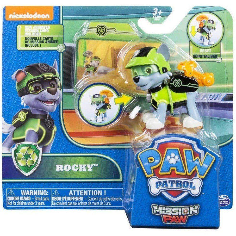 Quatang Gallery- Paw Patrol Mission Paw Rocky Pup Pack Paw Patrol Paw Patrol Toys Paw