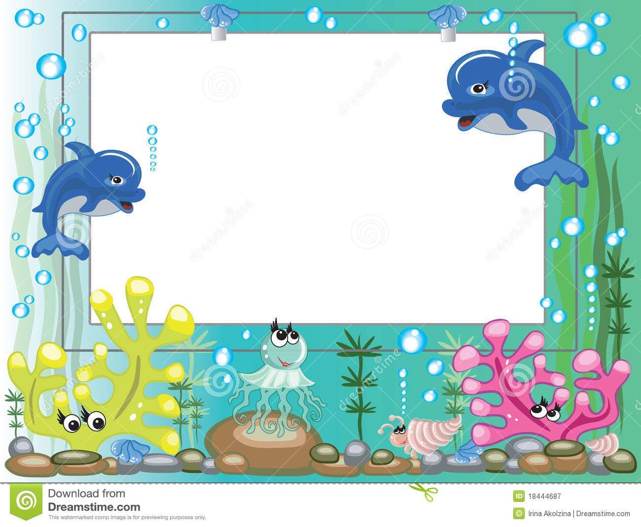 sea-frame-18444687.jpg (1300×1069) | VERANO SUMMER | Pinterest | Aula