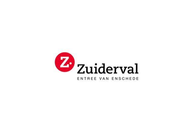 promotie animatie voor het projectgebied Zuiderval te Enschede