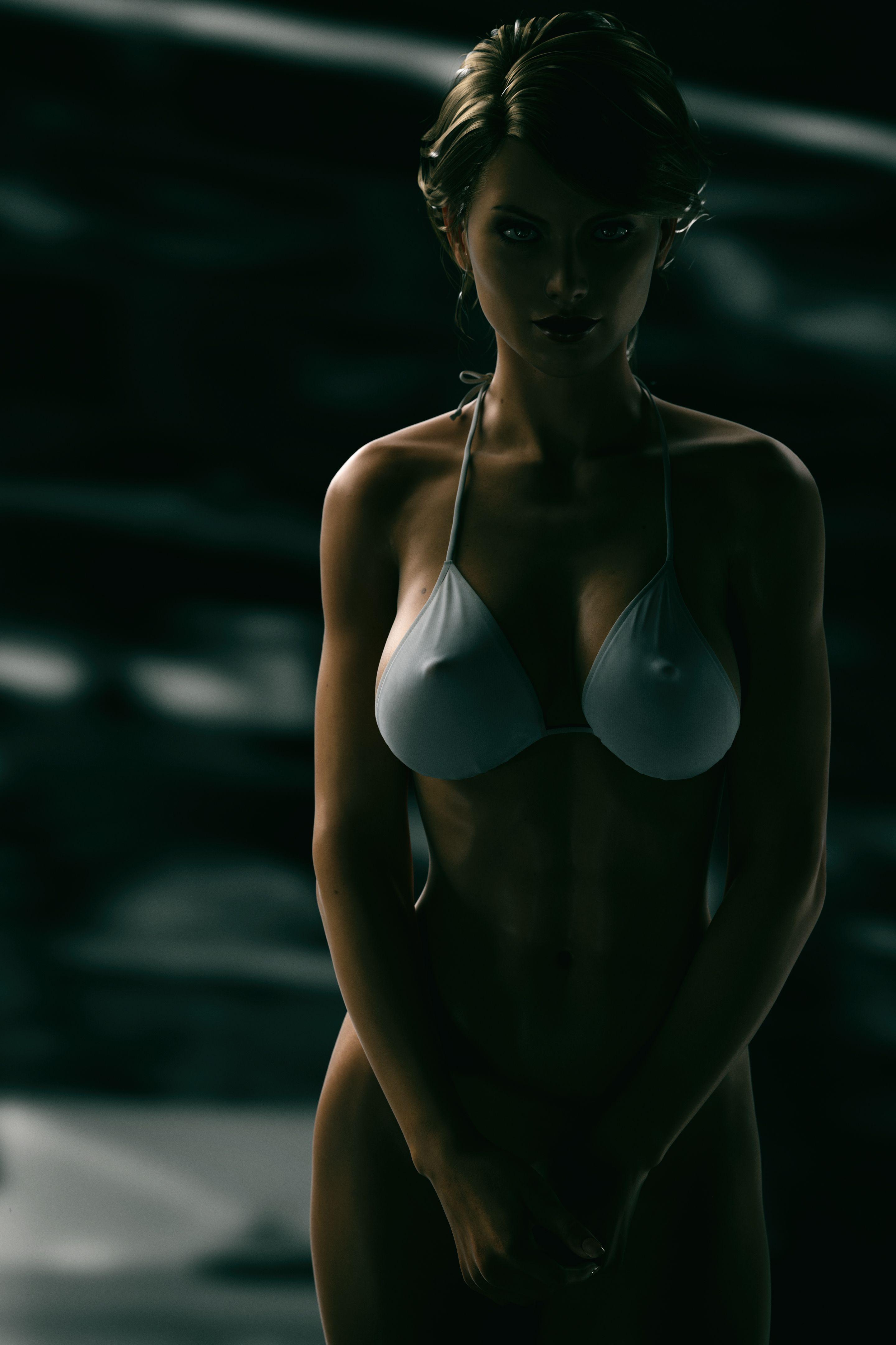 Quix Unar - Blondie 2 by erikg1337.deviantart.com on @DeviantArt