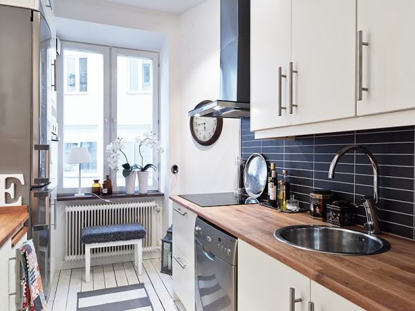 50 Scandinavian Kitchen Design Ideas For A Stylish Cooking ...