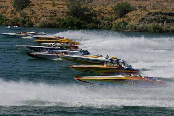 Lk Havasu Poker Run Boat Power Boats Fast Boats