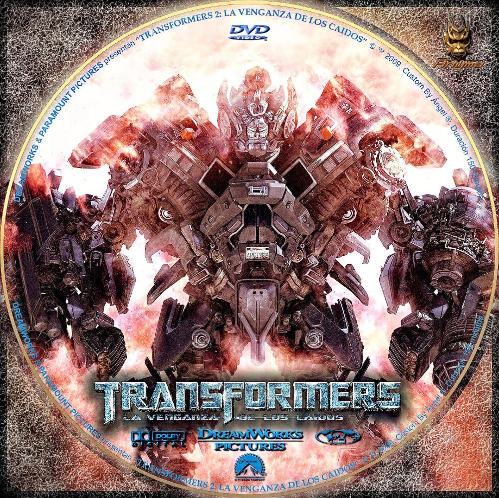 Transformers La Venganza De Los Caídos 2009 Revenge Revenge Of The Fallen Transformers