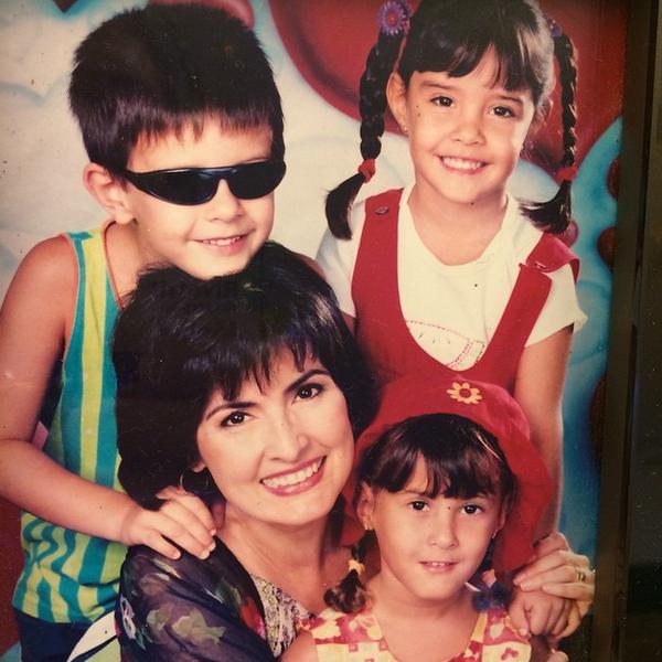 O tempo passa: filhos de Bonner e Fátima completam 17 anos