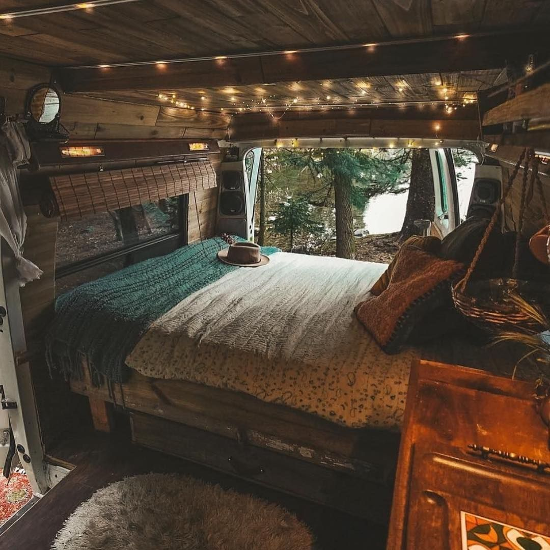 If you've recently bought a van to turn into a camper van perhaps you're wondering how you'll make your camper feel like home? When we first bought our #Adventurer #Camper #feel #Home #van life diy #van life diy how to build #van life diy ideas #van life diy interiors #van life diy projects #ways