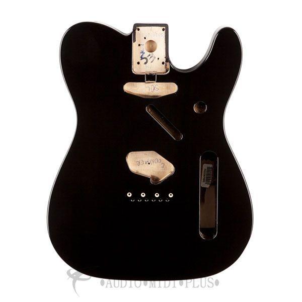 Fender Bodies Telecaster SS Alder Body Black - 0998006706