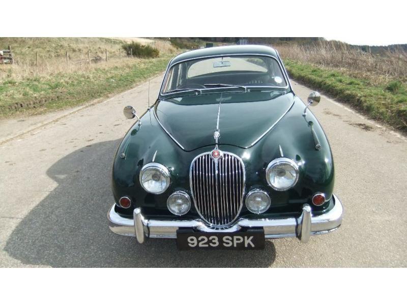 1961 MK 2 Jaguar 2.4 Auto #RePin by AT Social Media Marketing ...