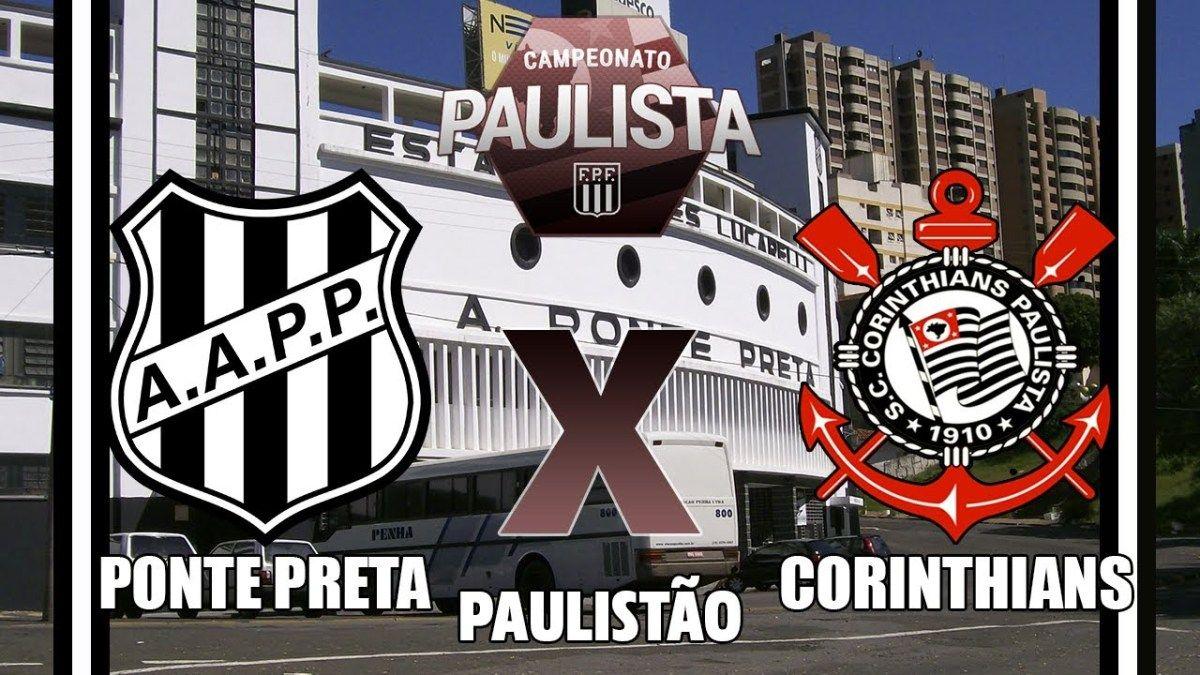 Ponte Preta X Corinthians Veja Onde Assistir Ao Jogo Do Paulistao