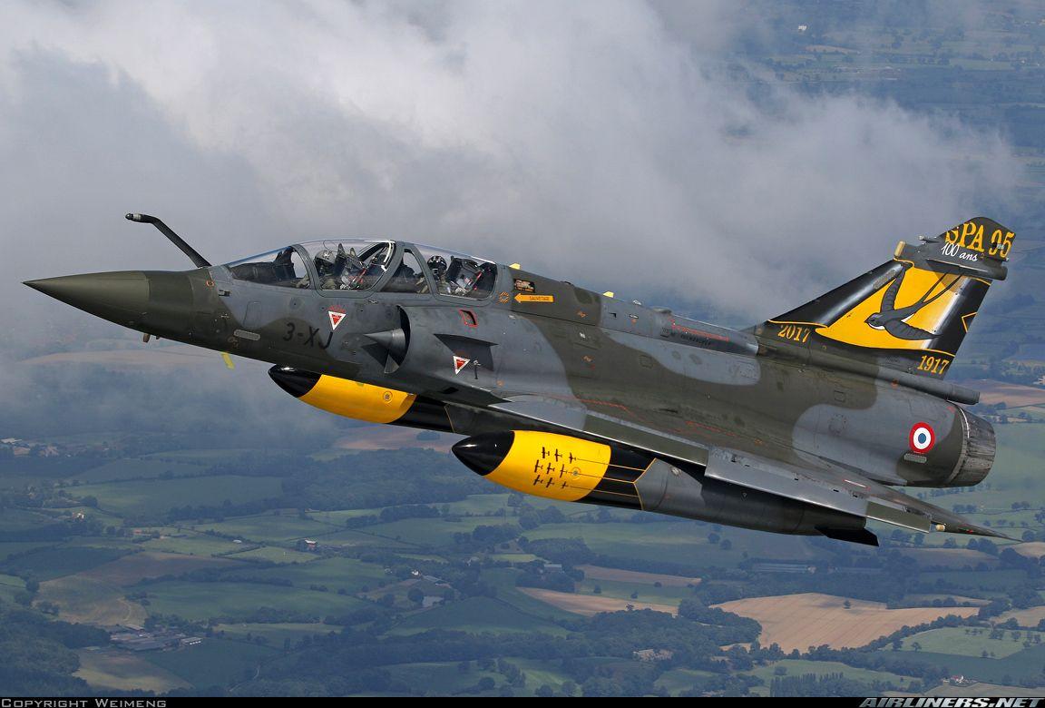 Dassault Mirage 2000 D | Aircraft | Fighter jets, Aircraft