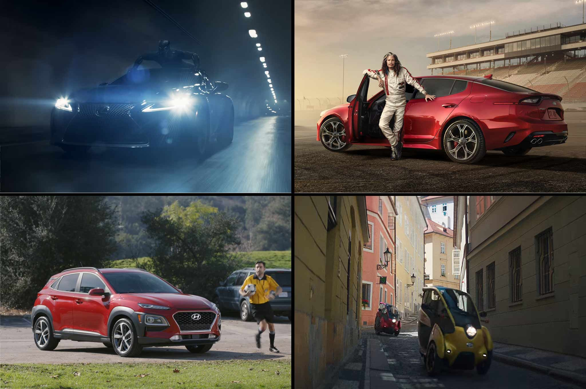 Meet The Super Bowl 2018 Car Commercials Roundup In Case If You Missed It When Cheering For Your Favs Car Super Bowl Super Bowl 2018
