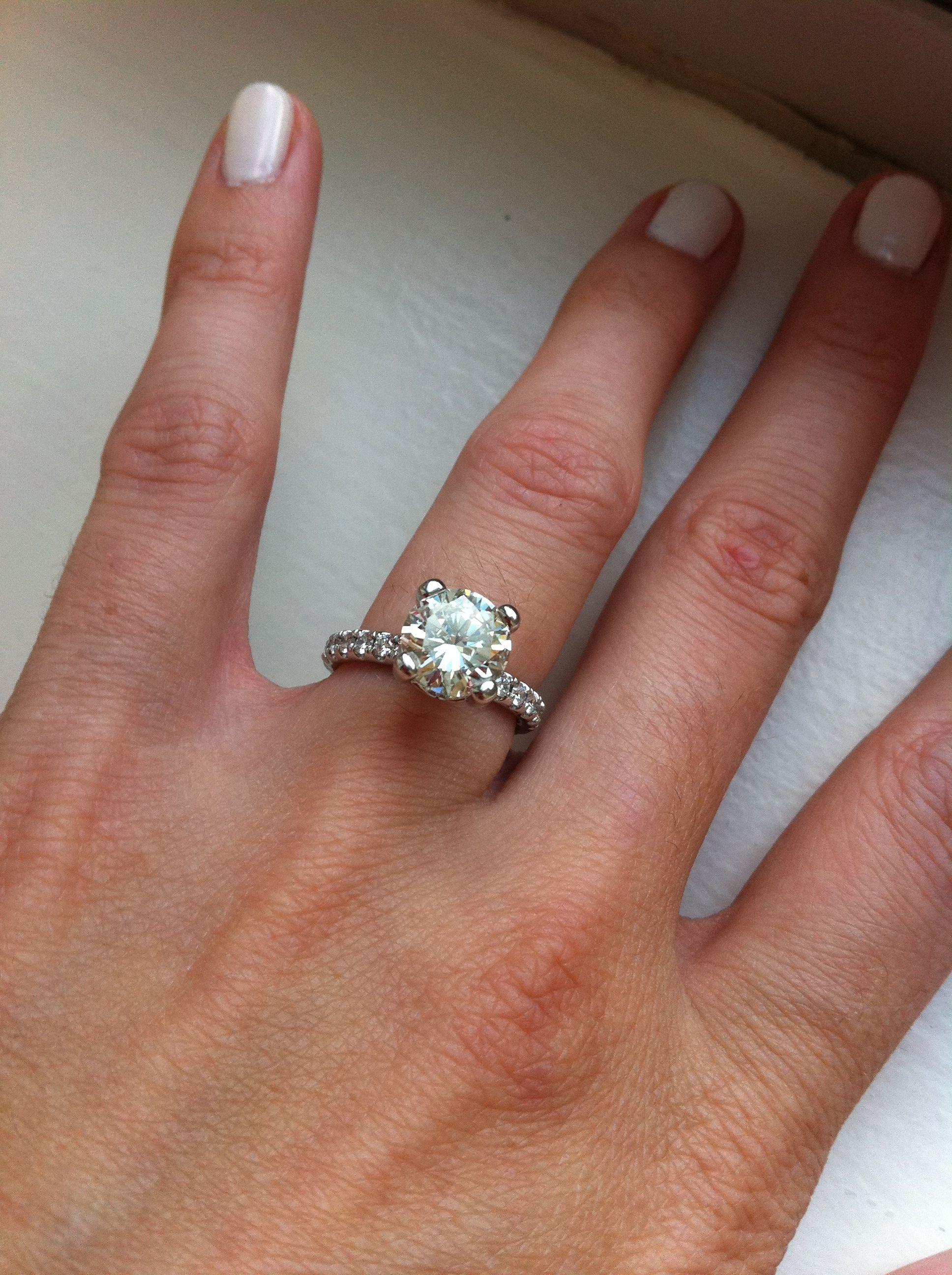 prettiest engagement rings - Prettiest Wedding Rings
